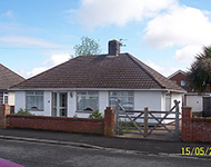 Detached bungalow near Weston super Mare